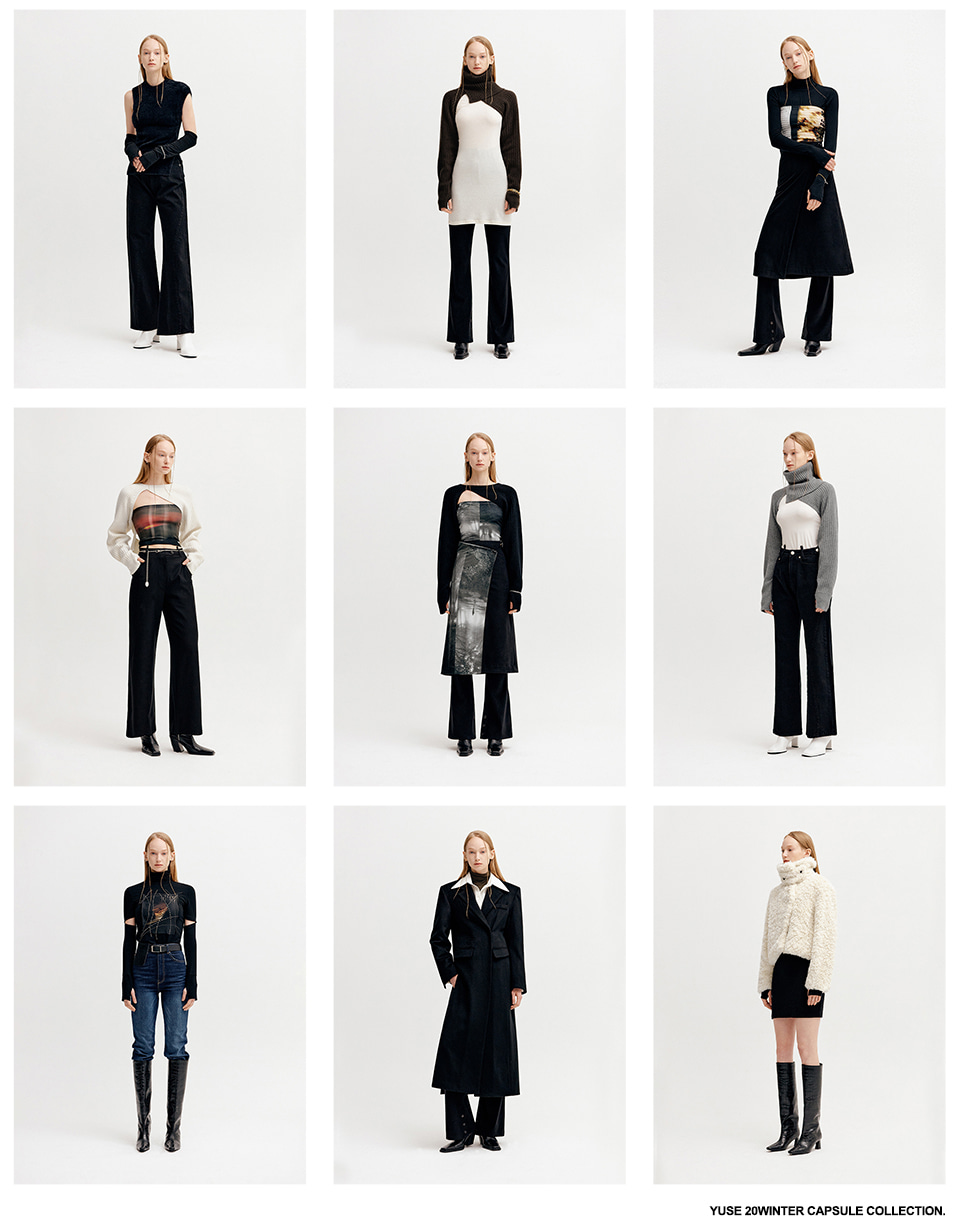 20WINTER CAPSULE COLLECTION